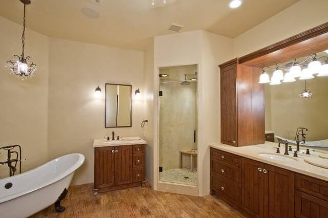 Phoenix bathroom remodel legacy design build remodeling for Bath remodel phoenix
