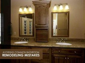 Avoiding Common Bathroom Remodeling Mistakes